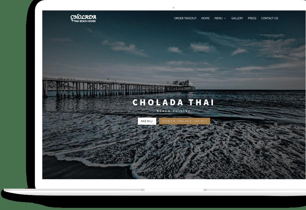 Cholada Laptop Preview Image