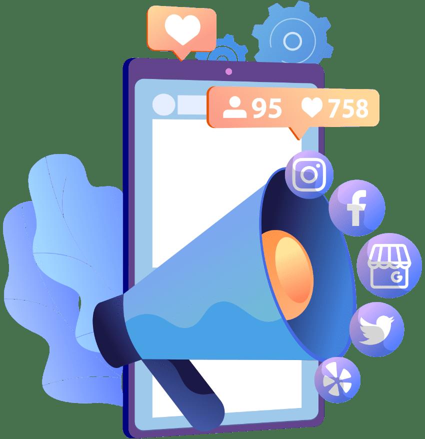 Social Media Management StoreGear Services