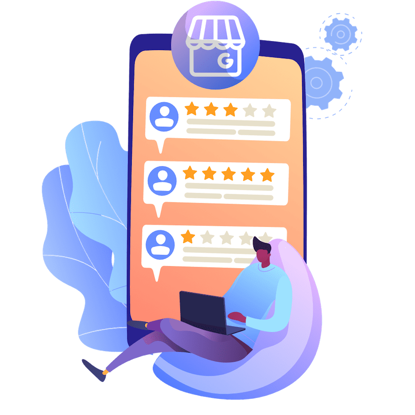Google Business Maps Profile Reviews by StoreGear Services icon