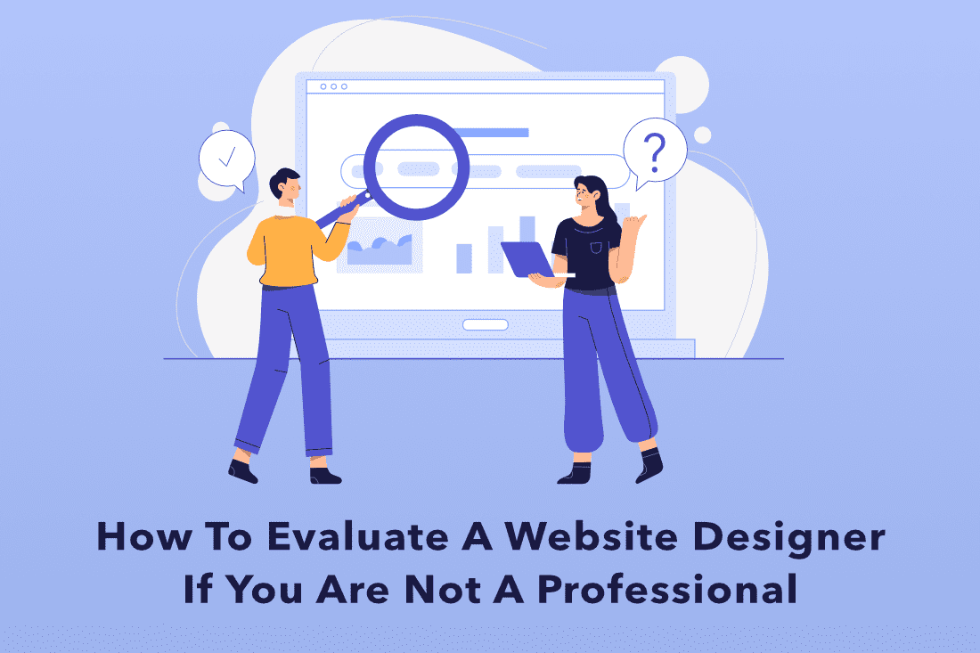 How to interview a website designer if you are not a website designer